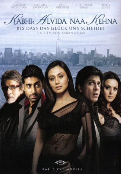 Kabhi Alvida Naa Kehna - Bis dass das Glück uns scheidet (Einzel-DVD) - Kabhi Alvida Naa Kehna (Kank)