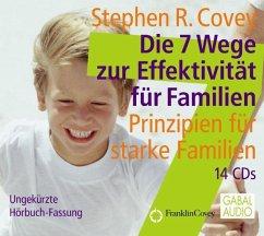 Die 7 Wege zur Effektivität für Familien, 14 Au...