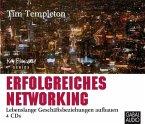 Erfolgreiches Networking, 4 Audio-CDs