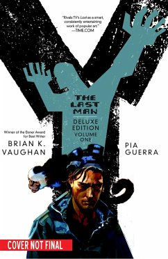 Y. The Last Man Book One Deluxe Edition - Vaughan, Brian K.