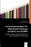 Lernstandsanzeigen für Web Based Trainings auf Basis von SCORM
