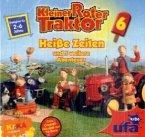Kleiner Roter Traktor - Heiße Zeiten und 5 weitere Abenteuer, 1 Audio-CD