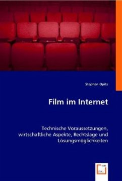Film im Internet - Opitz, Stephan
