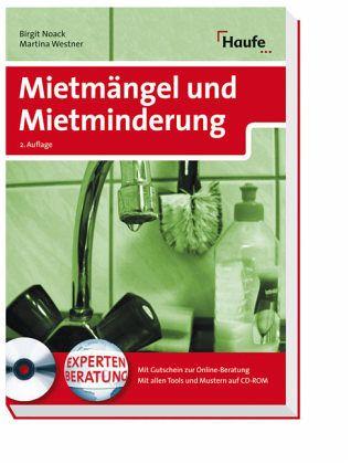 Mietmängel und Mietminderung, m. CD-ROM - Noack, Birgit; Westner, Martina