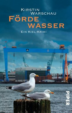 Fördewasser / Ermittlerin Olga Island Bd.3 - Warschau, Kirstin