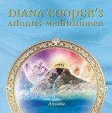 Diana Cooper's Atlantis-Meditationen, 5 Audio-CDs