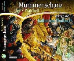 Mummenschanz / Scheibenwelt Bd.18 (5 Audio-CDs) - Pratchett, Terry