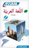 L' Arabe, 4 Audio-CDs / Assimil Arabisch ohne Mühe heute