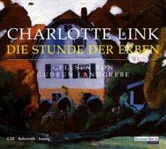 Die Stunde der Erben / Sturmzeit Bd.3 (6 Audio-CDs) - Link, Charlotte