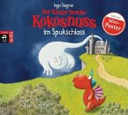 Der kleine Drache Kokosnuss im Spukschloss / Die Abenteuer des kleinen Drachen Kokosnuss Bd.10, Audio-CD