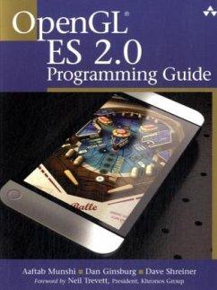 OpenGL Es 2.0 Programming Guide - Munshi, Aaftab;Ginsburg, Dan;Shreiner, Dave