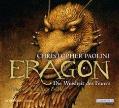 Die Weisheit des Feuers / Eragon Bd.3 (24 Audio-CDs) - Paolini, Christopher