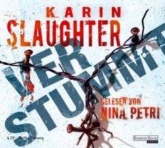 Verstummt, 6 Audio-CDs - Slaughter, Karin