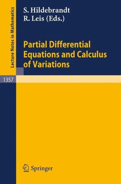 Partial derivatives differential calculus