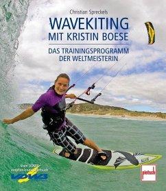 Wavekiting mit Kristin Boese