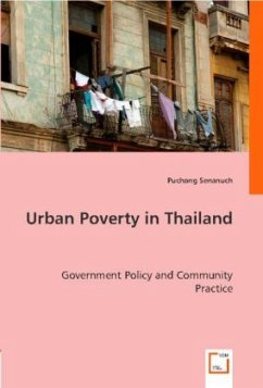 Urban Poverty in Thailand