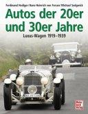 Autos der 20er und 30er