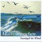 Meeresrauschen-Seevögel Im Wind