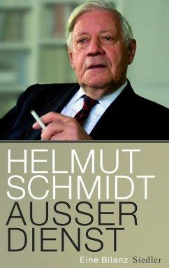 Außer Dienst - Schmidt, Helmut