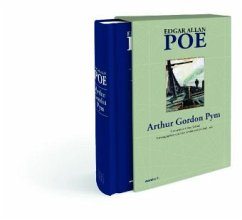 Die Geschichte des Arthur Gordon Pym aus Nantucket - Poe, Edgar Allan
