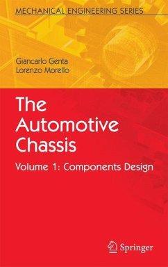 The Automotive Chassis 1 - Genta, Giancarlo; Morello, L.