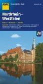 ADAC Karte Nordrhein-Westfalen
