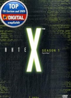 Akte X - Season 1 Collection (7 DVDs)
