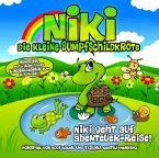 Niki,Die Kleine Sumpfschildkröte