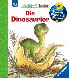 Die Dinosaurier / Wieso? Weshalb? Warum? Junior Bd.25 - Weinhold, Angela