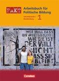 Fakt 1. Schülerbuch. Brandenburg