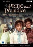 Pride & Prejudice - Stolz und Vorurteil (2 DVDs)