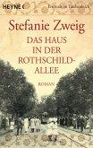 Das Haus in der Rothschildallee / Rothschildsaga Bd.1