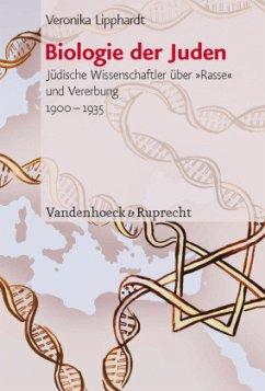 Biologie der Juden - Lipphardt, Veronika