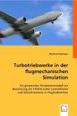 Turbotriebwerke in der flugmechanischen Simulation