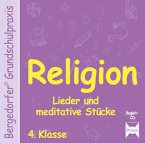 Religion, 4. Klasse, 2 Audio-CDs