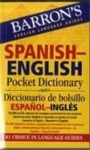 Spanish-English Pocket Bilingual Dictionary