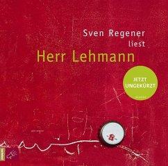 Herr Lehmann / Frank Lehmann Trilogie Bd.1 (5 Audio-CDs) - Regener, Sven