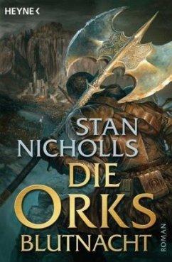 Blutnacht / Die Orks - Nicholls, Stan