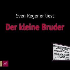 Der kleine Bruder / Frank Lehmann Trilogie Bd.3 (5 Audio-CDs) - Regener, Sven