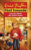 Fünf Freunde und das Rätsel der feinen Dame / Fünf Freunde Bd.56