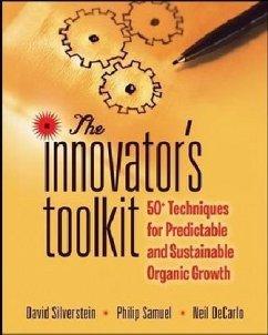 The Innovator's Toolkit - Silverstein, David;Samuel, Philip;DeCarlo, Neil