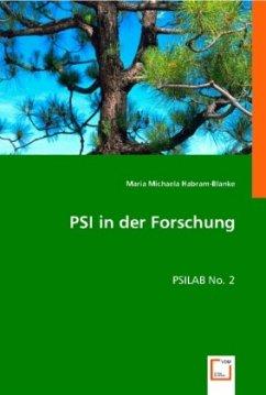 PSI in der Forschung - Habram-Blanke, Maria M.