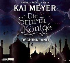 Dschinnland / Die Sturmkönige Bd.1 (6 Audio-CDs) - Meyer, Kai