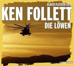 Die Löwen, 6 Audio-CDs - Follett, Ken