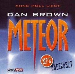 Meteor, 2 MP3-CDs - Brown, Dan