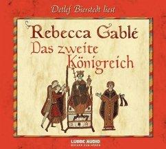 Das Zweite Königreich, 12 Audio-CDs - Gablé, Rebecca