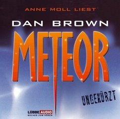 Meteor, 14 Audio-CDs - Brown, Dan