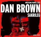 Sakrileg / Robert Langdon Bd.2 (6 Audio-CDs)