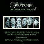 Festspiel der deutschen Sprache 3 (Audio-CD)