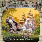 Die Gespenster-Rikscha / Gruselkabinett Bd.31 (1 Audio-CD)